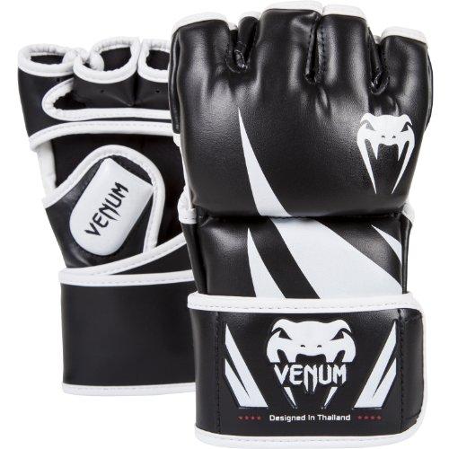 Venum Erwachsene MMA Handschuhe Challenger, Black, M, EU-0666 Mma Schutzausrüstung