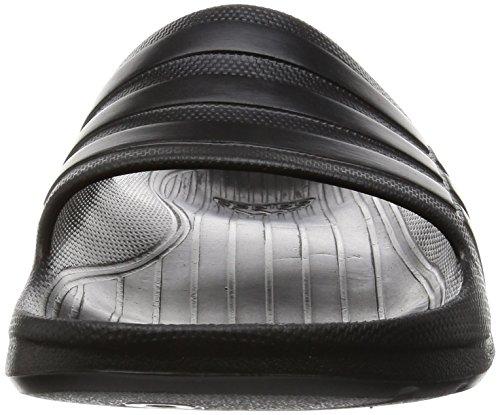 adidas Duramo Slide, Men's Open Toe Sandals, Black (CBlack), 8 UK (42 EU)