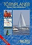 Törnplaner Peene, Oder und Bodden: Der Wasserweg von Berlin zur Ostsee, zur Peene sowie die Bodden mit allen Anlegern und Serviceeinrichtungen für Wassersportler -