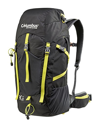 Columbus Zaino K 45, Black