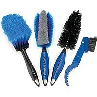 ParkTool bcb42Bicicleta Cepillo de Limpieza Set–Azul