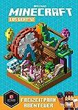 Minecraft, Los geht´s! Freizeitpark-Abenteuer