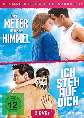 Bild von Drei Meter über dem Himmel / Ich steh auf dich [2 DVDs]