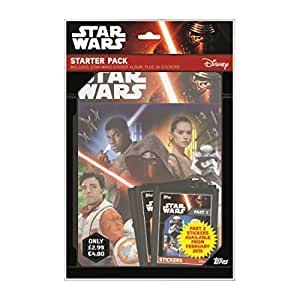 topps sw081 star wars episode vii le reveil de la force album 6 stickers. Black Bedroom Furniture Sets. Home Design Ideas