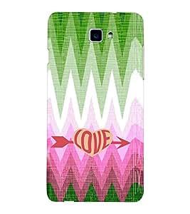 EPICCASE love arrow Mobile Back Case Cover For Coolpad Dazen 1 (Designer Case)