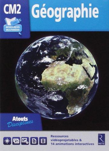 Ressources Numériques Geographie CM2