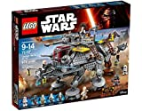 LEGO 75157 Star Wars Captain Rex AT-TE, Konstruktionsset von Lego