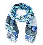 ALTEA Damen 18506331 Hellblau Modal Schal
