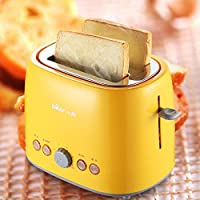 3 In 1 Breakfast Makers 2 Pcs Bread 680W Automatic Toaster