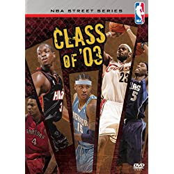 NBA Street Series : Class of '03 [Reino Unido] [DVD]