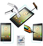 #3: Acm Tempered Glass Screenguard for Lenovo Tab 3 8 Screen Guard Scratch Protector