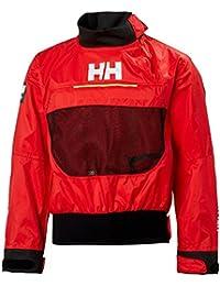 Helly Hansen 2018 Junior HP Smock Top Alert Red 33918