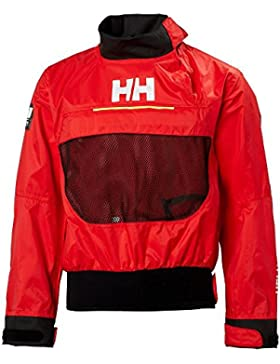 Helly Hansen 2018 Junior HP Smock Top Alert Red 33918