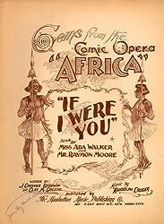 Afro-American Ode Music Shett (1850-1920) #4 (English Edition)