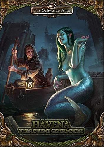 Havena - Versunkene Geheimnisse: Havena - Stadtführer (Das Schwarze Auge - Quellenband)