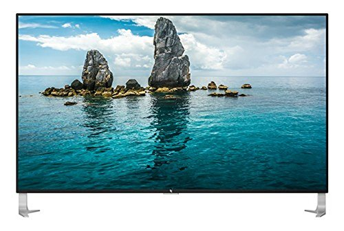 LeEco 109 cm (43 inches) Super4 X43 Pro L434UCNN 4K Ultra HD LED Smart TV (Black)