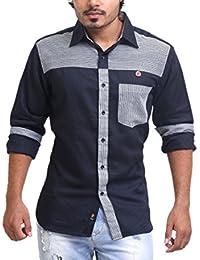 PP Shirts Men Cotton Casual Shirts