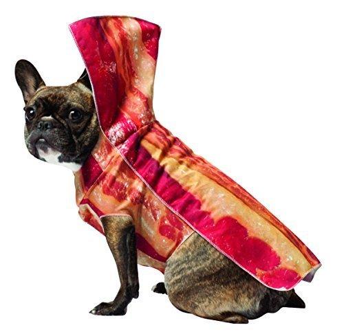 Rasta Imposta Bacon Dog Costume, X-Large by Silvertop Associates dba Rasta ()