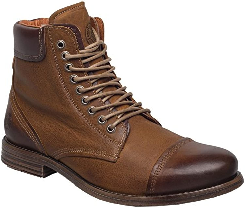 Sneaky Steve Mens Doverlake Nubuck Boots