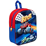 Nickelodeon - Blaze BLZ-8114 - Rucksack misst 32x25x10 cm