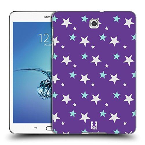 Head Case Designs Unbegrenztheitsstreifen Meine BFF Hüllen Soft Gel Hülle für Apple iPhone 6 / 6s Purpur Himmel