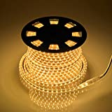 E-Ware Water Proof 10 METER LED Rope Light Color Warm White With Adapter Water Proof 10 METER LED Rope Light Color Warm White With Adapter