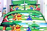 Winnie The Pooh Kids Cotton Double Bedsh...