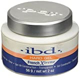 IBD French Xtreme Gel Vernis à Ongles Traitement Clear 56 g