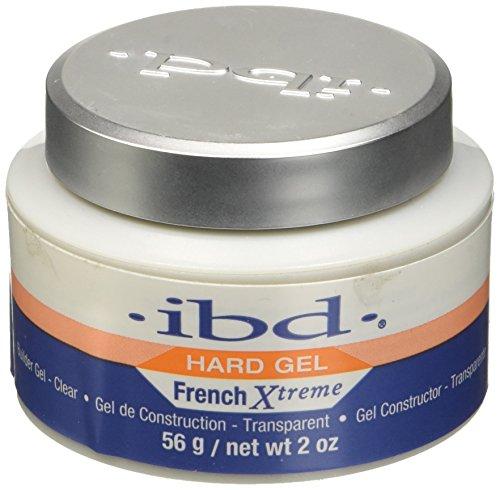 IBD Nail Treatments - French Xtreme Clear Gel, 1er Pack (1 x 15 ml) -