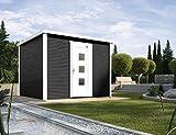 weka Designhaus wekaLine 413 Gr.2, anthrazit, 45 mm, ET