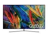 Samsung QE75Q7FAMT 75' 4K Ultra HD Smart TV Wifi Argent écran LED - écrans LED (190,5 cm (75'), 4K Ultra HD, 3840 x 2160 pixels, QLED, Indice de qualité de l'image, Plat)