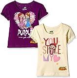 #4: Chhota Bheem Girls' T-Shirt (Pack of 2)