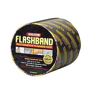 Evo Stik Roll Grey Flashband 50mm X 10m 196506