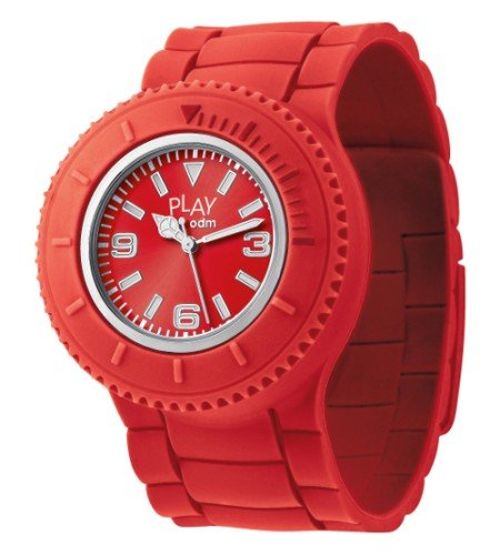 odm-flip-unisex-quartz-watch-with-red-dial-analogue-display-and-red-silicone-strap-jc02-02