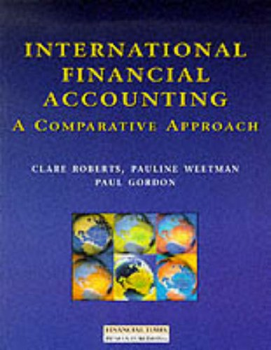 International Financial Accounting: A Comparative Approach PDF Books