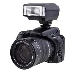 Neewer Flash à Sabot Universel Pour Canon, Nikon, Pentax, Panasonic, Fujifilm, Olympus, Leica, Sigma, Samsung Caméra Avec Sabot Standard.