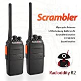 Radioddity R2 PMR Two Way Radio with 16 - Best Reviews Guide