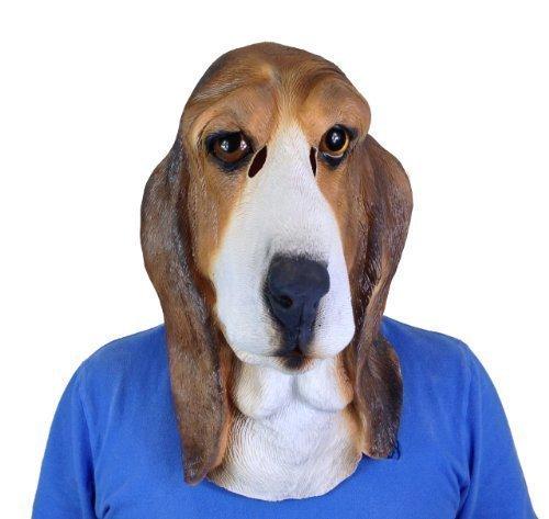 Beagle Hundemaske Filmqualität für - Kostüm Für Beagles
