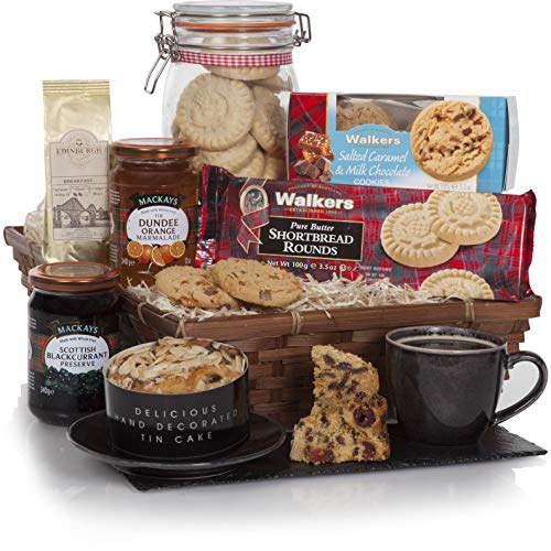 Highland Hamper - Scottish Food Hampers - Send A Taste Of Scotland To Family And Friends