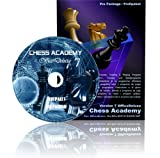 Chess Academy 7 Office Deluxe für Windows 10 Schachprogramm (Datenbanksystem, Lern- u. Trainingsprogramm, Spielprogramm) PROFIPAKET