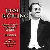 Copenhagen Concert October 15,1959