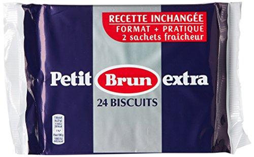LU Biscuits Petit Brun Extra 150 g - Lot de 10