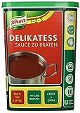 Knorr Delikatess Sauce zu Braten 1 kg, 1er Pack (1 x 1 kg)
