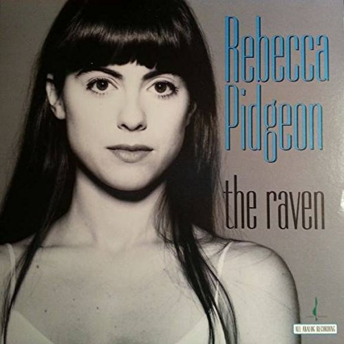 Rebecca Pidgeon - The Raven - Chesky Records - JR115