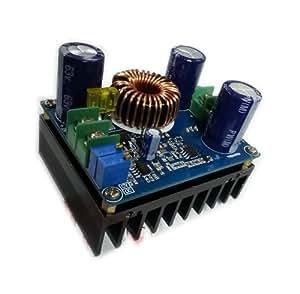 Autek DC 600W 10-60V à 12V-80V Boost courant constant module convertisseur d'énergie solaire voiture (DCCON-MS14)