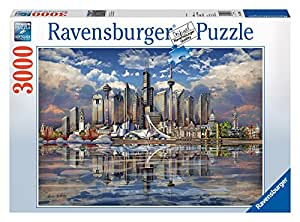 Puzzle 3000 pièces - North American Skyline