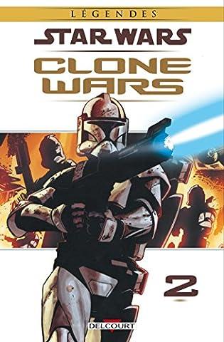 Star Wars - Clone Wars T2