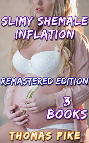 Slimy Shemale Inflation: 3 Book Bundle (English Edition)