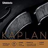 D\'Addario Bowed Corde seule (La) pour alto D\'Addario Kaplan Solutions, «Long Scale», tension Light