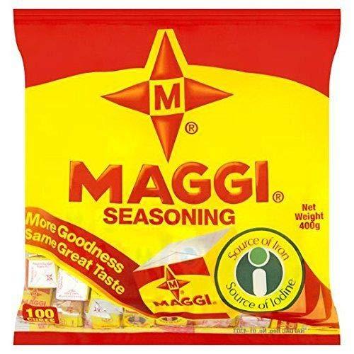 Maggi Nigerian Seasoning Cubes (400g) 100 Cubes